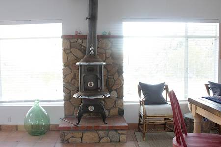 Aphrodite wood stove