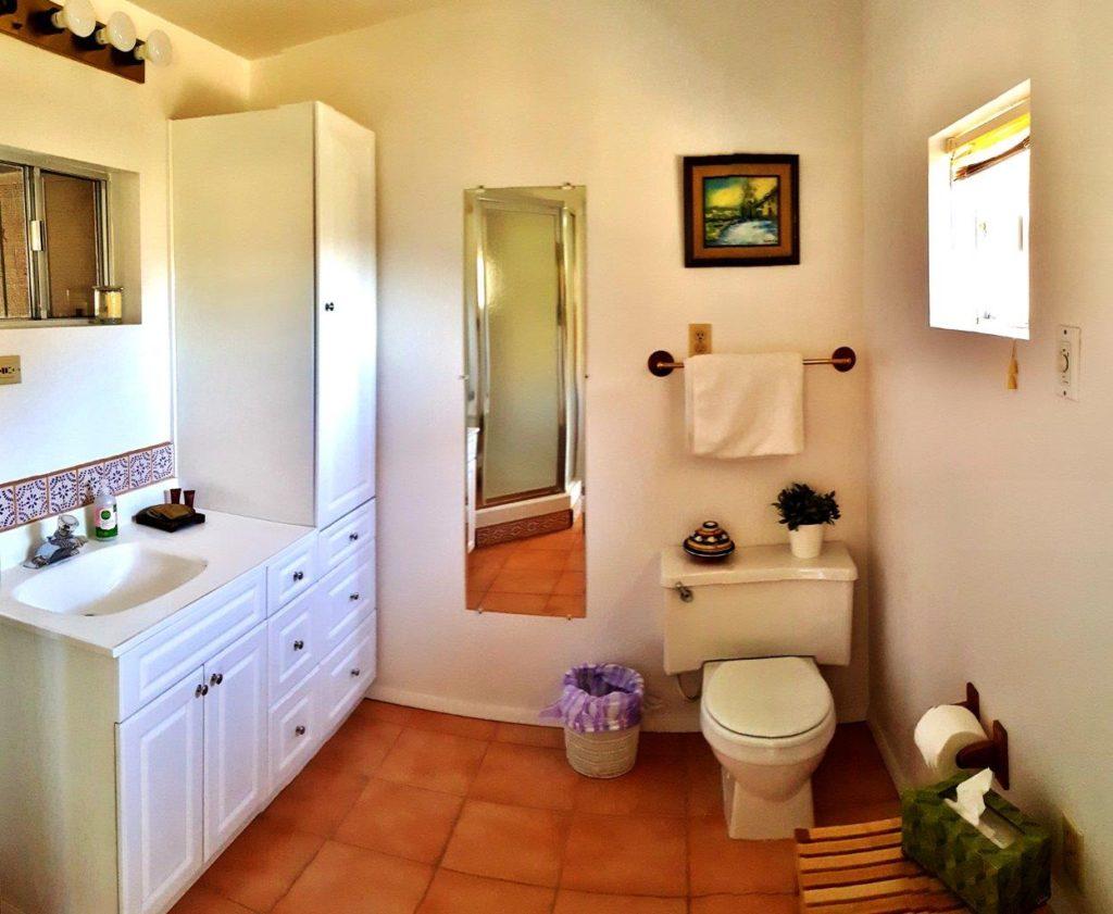 Athena bathroom